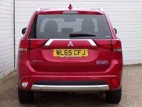 USED 2015 65 MITSUBISHI OUTLANDER 2.0 PHEV GX 3H PLUS 5d 161 BHP HEATED SEATS FREE ROAD TAX