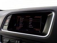 USED 2015 65 AUDI Q5 2.0 TDI QUATTRO S LINE PLUS 5d 187 BHP SATNAV LEATHER FSH DAB RADIO