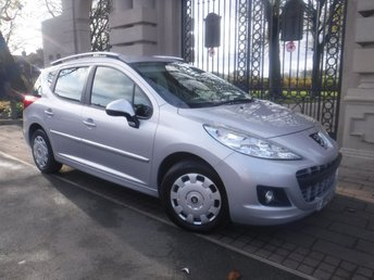 View our PEUGEOT 207 SW