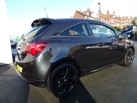 USED 2016 16 VAUXHALL CORSA 1.4 LIMITED EDITION 3d 89 BHP LOW LOW MILEAGE WITH FULL SERVICE HISTORY