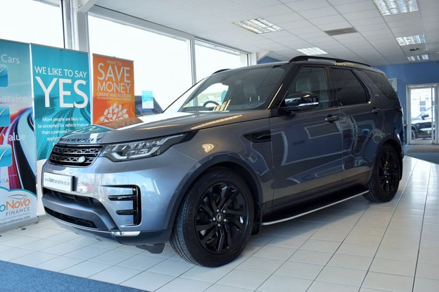 2018 18 LAND ROVER DISCOVERY COMMERCIAL TD6 HSE BLACK STYLING PACK