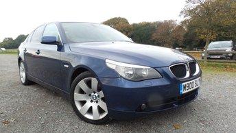 2003 BMW 5 SERIES 2.2 520I SE 4d 168 BHP £2000.00