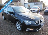 2012 VOLKSWAGEN PASSAT 2.0 SE TDI BLUEMOTION TECHNOLOGY 4d 140 BHP £5995.00