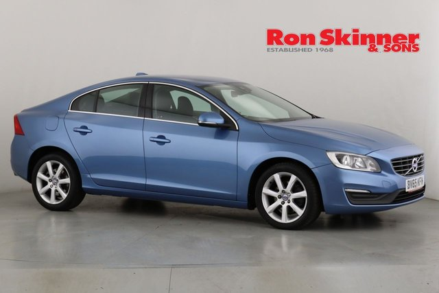 View our 2015 65 VOLVO S60 2.0 D4 SE NAV 4d 188 BHP