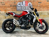 USED 2015 15 MV AGUSTA BRUTALE 800 RR QD Slash Cut Exhaust