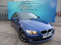 USED 2008 58 BMW 3 SERIES 2.0 320D SE 2d 175 BHP