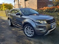 2015 LAND ROVER RANGE ROVER EVOQUE 2.2 SD4 DYNAMIC 5d 190 BHP £21000.00