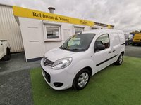 2016 RENAULT KANGOO 1.5 ML19 BUSINESS PLUS DCI 90 BHP, Genuine Miles. If you need more than one.... We can get them!! £7995.00