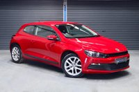 USED 2011 61 VOLKSWAGEN SCIROCCO 2.0 TDI BLUEMOTION