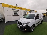 2018 MERCEDES-BENZ CITAN 1.5 109 CDI BLUEEFFICIENCY 90 BHP £9495.00