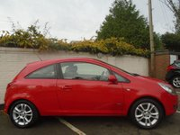 USED 2008 08 VAUXHALL CORSA 1.2 SXI 16V 3d 80 BHP GUARANTEED TO BEAT ANY 'WE BUY ANY CAR' VALUATION ON YOUR PART EXCHANGE