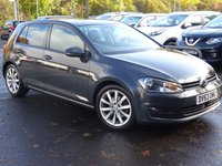 USED 2013 63 VOLKSWAGEN GOLF 2.0 GT TDI BLUEMOTION TECHNOLOGY 5d 148 BHP LOW MILEAGE*GT REFINEMENTS*NAVIGATION*
