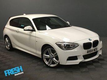 2014 BMW 1 SERIES 1.6 116I M SPORT  £10000.00