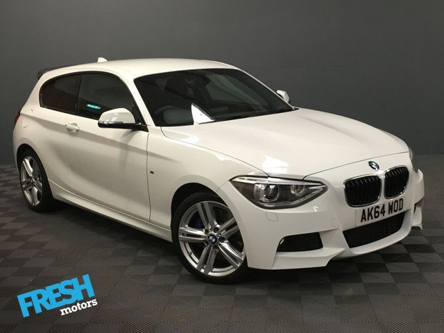 USED 2014 BMW 1 SERIES 1.6 116I M SPORT  * 0% Deposit Finance Available