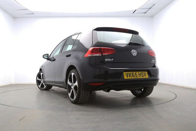 VOLKSWAGEN GOLF at Georgesons