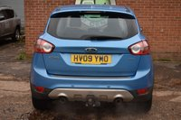 USED 2009 09 FORD KUGA 2.5 TITANIUM AWD 5d 198 BHP WE OFFER FINANCE  THIS CAR