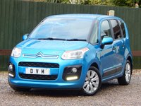 USED 2013 13 CITROEN C3 PICASSO 1.6 PICASSO VTR PLUS HDI 5d 91 BHP SERVICE HISTORY, FINANCE AVAILABLE