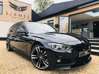 USED 2017 17 BMW 3 SERIES 3.0 330D XDRIVE M SPORT TOURING 5d 255 BHP