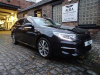 2017 KIA OPTIMA 1.7 CRDI 3 ISG 5d 139 BHP AUTOMATIC £12995.00