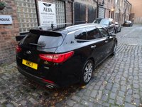 USED 2017 17 KIA OPTIMA 1.7 CRDI 3 ISG 5d 139 BHP AUTOMATIC (High Spec / High MPG)