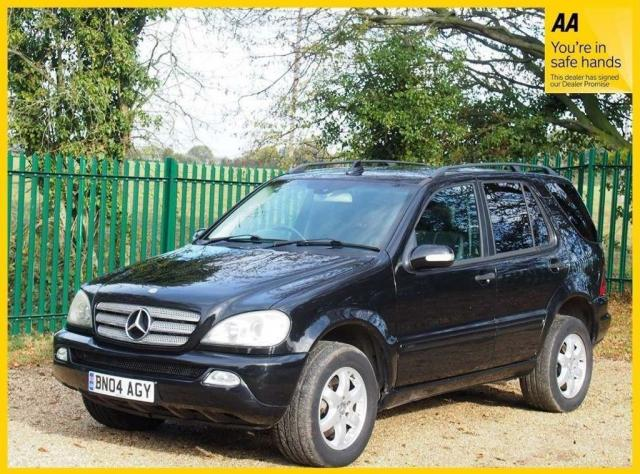 View our MERCEDES M-CLASS