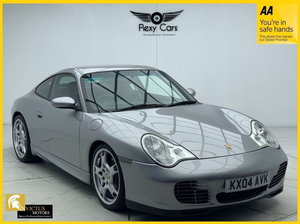 USED 2004 04 PORSCHE 911 3.6 996 Carrera 2 40th Anniversary 2dr REBUILT BY AMS PORSCE