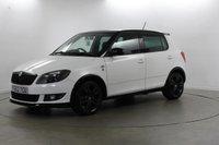 2012 SKODA FABIA 1.6 MONTE CARLO TDI CR 5d 105 BHP £5980.00