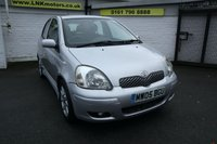 2005 TOYOTA YARIS 1.0 COLOUR COLLECTION VVT-I 5d 65 BHP £1395.00