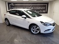 2016 VAUXHALL ASTRA 1.6 SRI NAV CDTI ECOFLEX S/S 5d 108 BHP +SERVICE HISTORY £7750.00