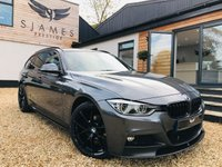 USED 2017 17 BMW 3 SERIES 3.0 335D XDRIVE M SPORT TOURING 5d 308 BHP