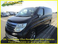 USED 2007 07 NISSAN ELGRAND Rider Autec S 2.5 Automatic 8 Seats +59K+FRONT AND REAR CAMERA+
