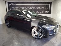 2012 BMW 1 SERIES 2.0 116D SPORT 5d + 1 FORMER KEEPER + HISTORY + 2 KEYS £7750.00