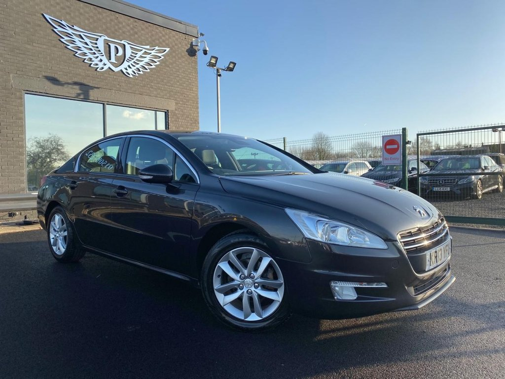 USED 2013 13 PEUGEOT 508 1.6 HDI ACTIVE 4d 112 BHP CRUISE CONTROL | AUX INPUT | PARKING SENSORS | BLUETOOTH