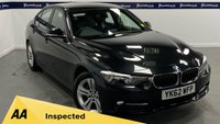 USED 2012 62 BMW 3 SERIES 2.0 320D SPORT 4d 185 BHP (ONLY 27,000 MILES WITH FULL SERVICE HISTORY)