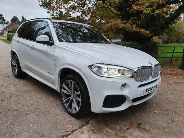 2015 15 BMW X5 3.0 XDRIVE40D M SPORT 5d 309 BHP