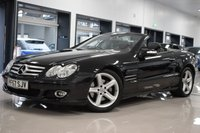 USED 2008 MERCEDES-BENZ SL 3.5 SL350 2d AUTO 272 BHP STUNNING SL350 MUST BE SEEN!