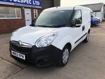 2014 VAUXHALL COMBO 1.6 2000 L1H1 CDTI S/S 105 BHP AIR CON £4500.00