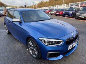 2015 BMW 1 SERIES 3.0 M135I 5d 322 BHP £18500.00