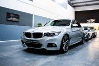 USED 2014 64 BMW 3 SERIES 2.0 325D M SPORT GRAN TURISMO 5d 215 BHP