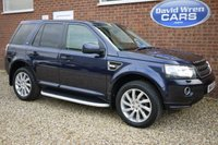 USED 2014 64 LAND ROVER FREELANDER 2.2 SD4 SE TECH 5d 190 BHP