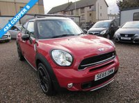 2016 MINI COUNTRYMAN 1.6 COOPER S ALL4 5d CHILLI PACK 184 BHP £12495.00