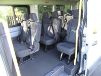 USED 2017 67 FORD TRANSIT 2.2 17 SEAT 46125 TREND H/R MINIBUS WITH REAR VIEW CAMERA