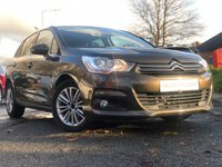 USED 2012 12 CITROEN C4 1.6 VTR PLUS HDI  5d 91 BHP HISTORY+20 ROAD TAX+ALLOYS+CD+PARK+CLEAN CAR+AIR CON+ELECS+AUX+