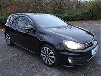 2012 VOLKSWAGEN GOLF 2.0 GTD TDI DSG 3d AUTO 170 BHP £6990.00