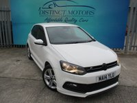 USED 2014 14 VOLKSWAGEN POLO 1.2 R LINE TSI 5d 104 BHP
