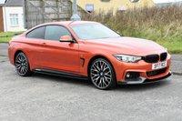 USED 2017 17 BMW 4 SERIES 420d M Sport X Drive 2dr
