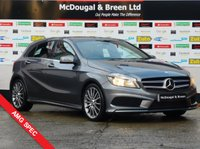 USED 2015 15 MERCEDES-BENZ A-CLASS 1.5 A180 CDI BLUEEFFICIENCY AMG SPORT 5d 109 BHP