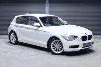 USED 2012 BMW 1 SERIES 116i SE