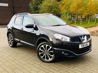 USED 2011 11 NISSAN QASHQAI 1.6 N-TEC IS 5d 117 BHP