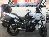USED 2016 66 KAWASAKI KLE ABS  ONE OWNER, VERY LOW MILES!!!
